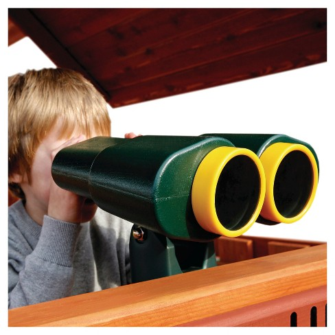Gorilla Playsets Jumbo Binoculars Swing Set Accessory - image 1 of 2