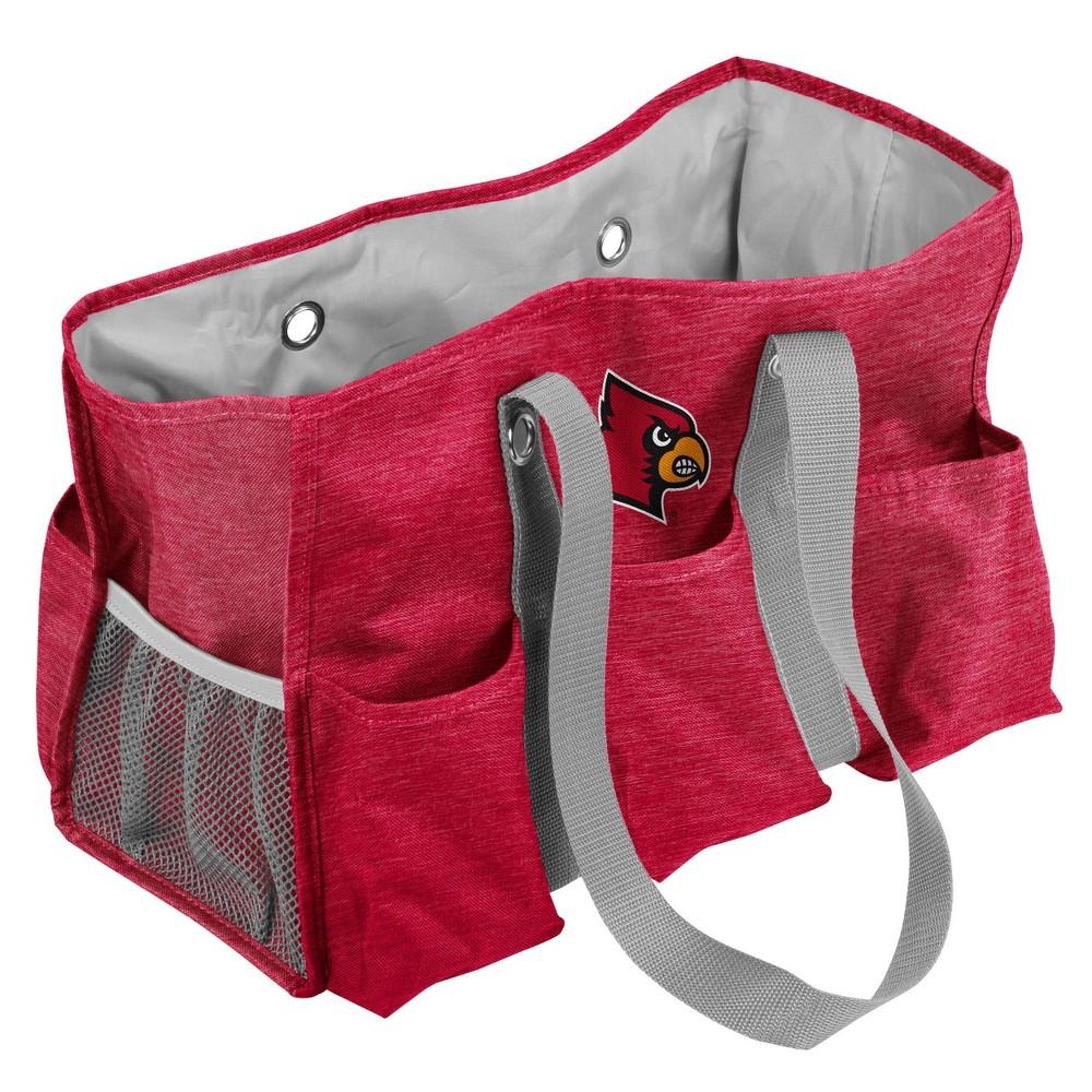 Ncaa Louisville Cardinals Crosshatch Jr Caddy Daypack