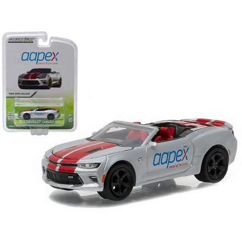 2016 Chevrolet Camaro SS Aapex Show Exclusive 1/64 Diecast Model Car by Greenlight - image 1 of 1