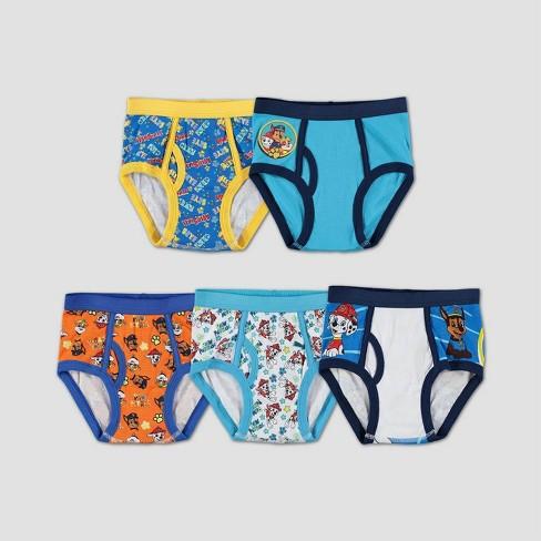 Boys' PAW Patrol 5pk Underwear - image 1 of 3