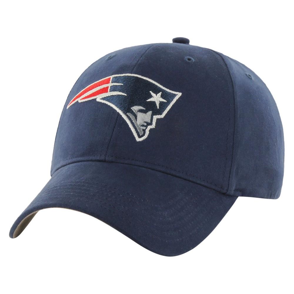 NFL New England Patriots Basic Baseball Hat, Men's