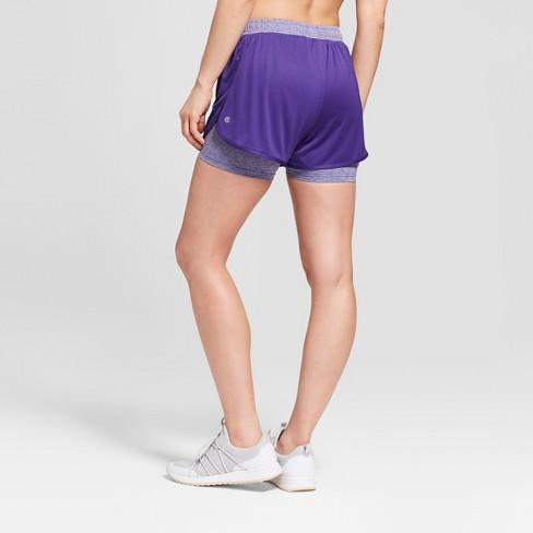 529f76178c2f Women s Training Knit Layered Shorts 4