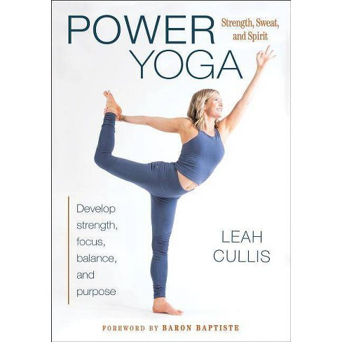 Power Yoga - by  Leah Cullis (Paperback) - image 1 of 1
