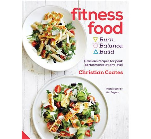 Fitness Food (Paperback) (Christian Coates) - image 1 of 1