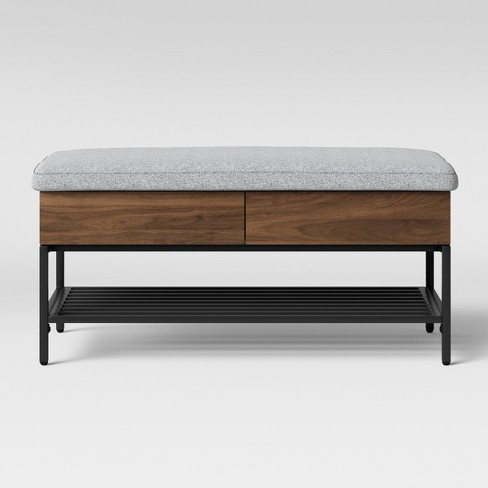 Loring Storage Bench - Project 62™ - image 1 of 4
