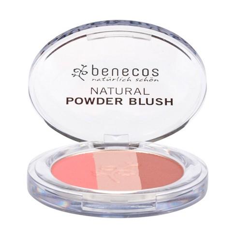 benecos Natural Powder Blush Pink - 0.19oz - image 1 of 1