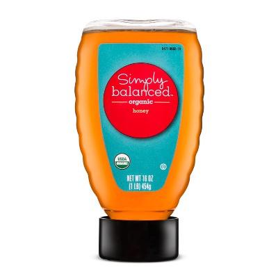 Organic Honey - 16oz - Simply Balanced™