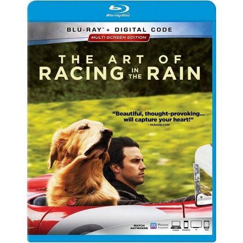 The Art Of Racing In The Rain (Blu-Ray + Digital) - image 1 of 1