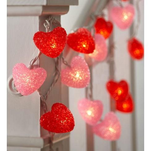 best website d73d5 1d8e6 Heart-Shaped String Lights For Children's Rooms - Hearthsong