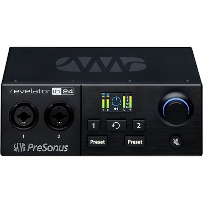 PreSonus Revelator io24 USB Audio Interface