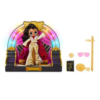 L.O.L. Surprise! OMG Remix 2020 Collector Edition Jukebox BB Fashion Doll with Music Playset