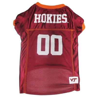 NCAA Pets First Virginia Tech Hokies Mesh Jersey - XL