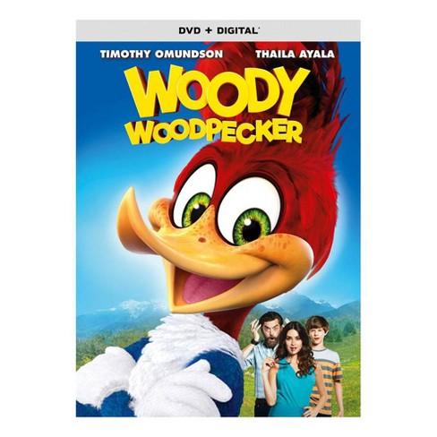 Woody Woodpecker (DVD + Digital) - image 1 of 1