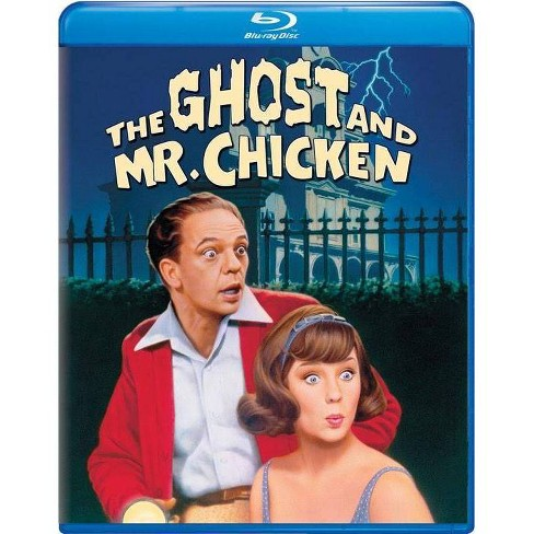 The Ghost And Mr. Chicken (Blu-ray) - image 1 of 1