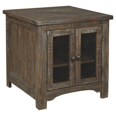 Danell Ridge Rectangular End Table Brown - Signature Design by Ashley