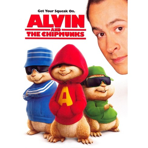 Alvin and the Chipmunks (dvd_video)
