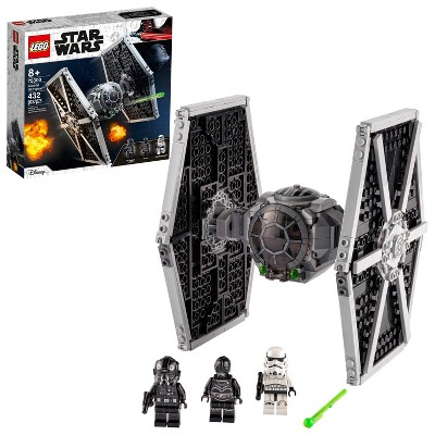 LEGO Star Wars Imperial TIE Fighter Building Kit 75300