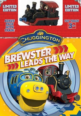 Chuggington: Brewster Leads the Way (DVD)