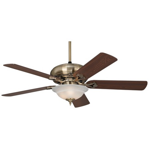 52 Casa Vieja Ceiling Fan With Light