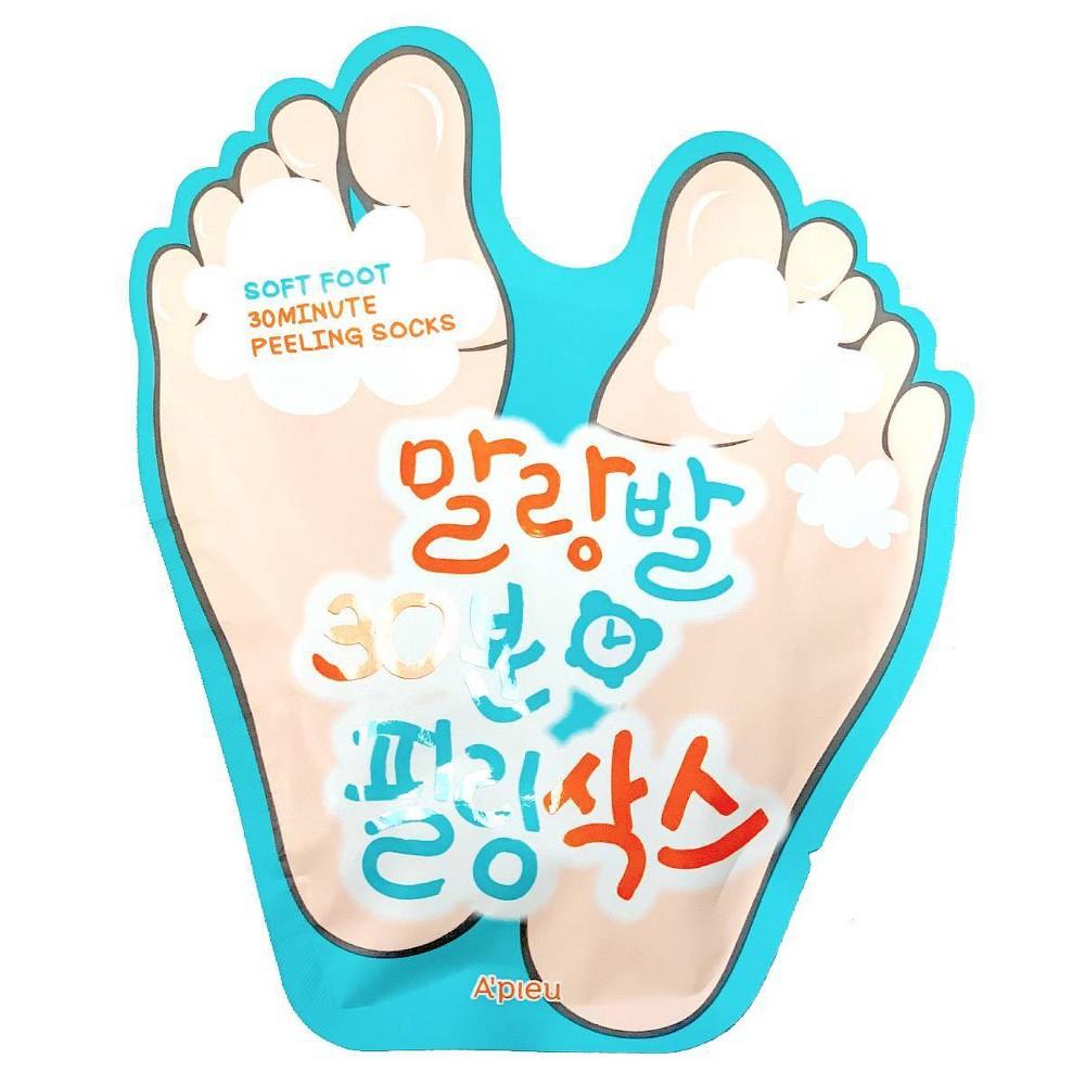 Image of A'PIEU Soft Foot 30 Minute Peeling Socks
