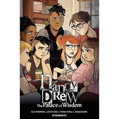 Nancy Drew: The Palace of Wisdom - by  Kelly Thompson (Paperback)