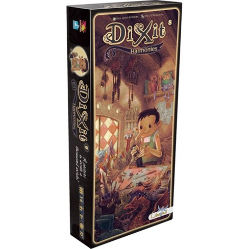 Dixit: Harmonies Board Game - image 1 of 3