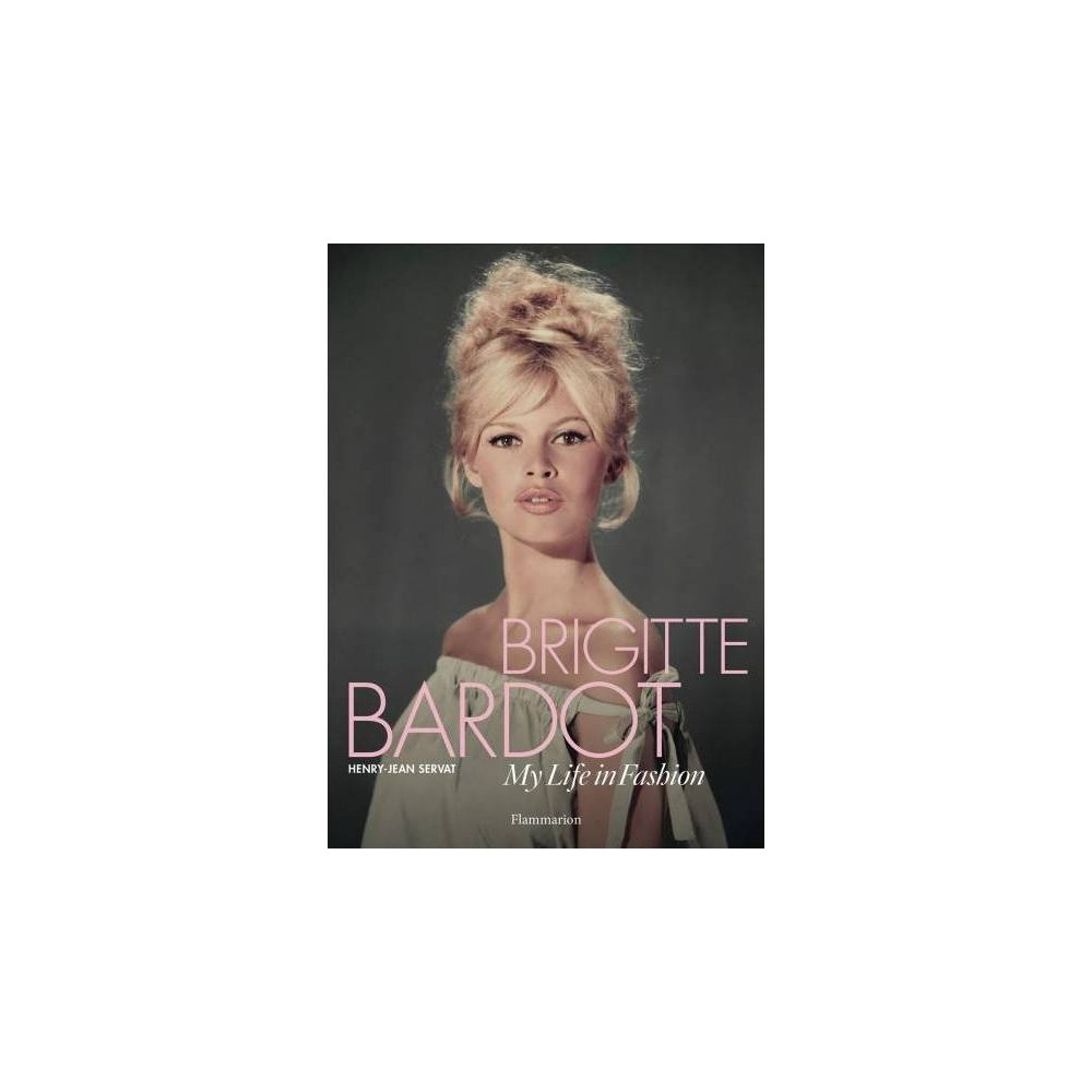 Brigitte Bardot - by Henry-Jean Servat (Hardcover) Legendary actress Brigitte Bardot led fashion revolutions throughout her career; this retrospective includes BB's comments on her iconic style in a rare, intimate interview. Brigitte Bardot is a style icon whose legacy has undeniably shaped the face of fashion as we know it. She was discovered by a magazine editor at only 14 years old, her career blossomed as the world emerged from the ashes of World War II. She found fame and admiration on the big screen in the 1950s and then became the fiery sex symbol of the groovy and liberated 1960s. Over the course of her career, all of the great French designers—including Christian Dior, Pierre Balmain, and Pierre Cardin—outfitted Bardot on- and offscreen. In photographs that capture her attending receptions by Queen Elizabeth II and Charles de Gaulle or on glamorous visits to the United States, in fashion shoots and on film sets, or relaxing on a grassy field, this volume illustrates all the key looks that BB wore and brought to the international spotlight as she invented and edited her own highly imitated style. In an extensive—and extremely rare—interview, accompanied by her personal comments on the photographs, Bardot explains the context of the often vanguard fashions she wore, making headlines wherever she went. Evoking French style and the glamour of St. Tropez, her legacy endures—from ballerina slippers with sweeping skirts to figure-hugging knitwear, gingham fabrics and gypsy dresses, kohl eyeliner and tousled hair.