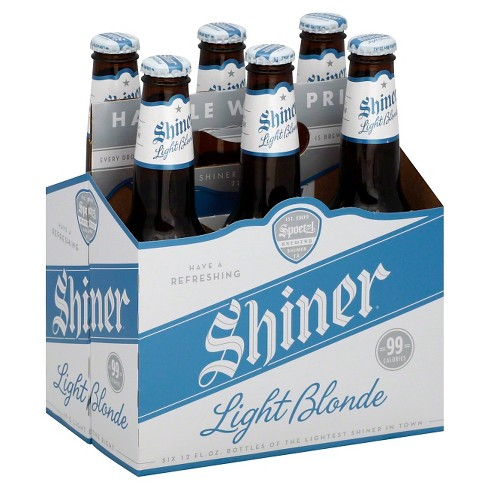 Shiner® Light Blonde Beer - 6pk / 12oz Bottles - image 1 of 1