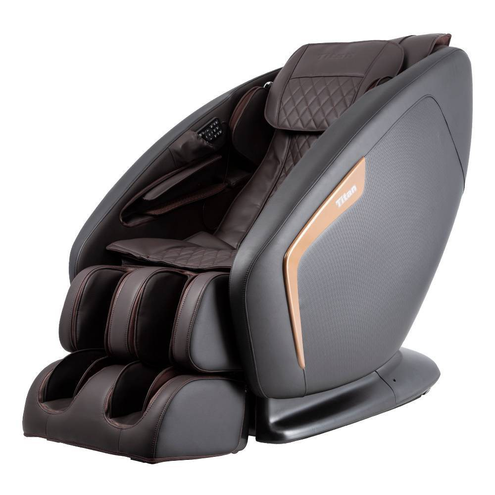 Image of Titan 3D Pro Ace Massage Chair Black - Titan