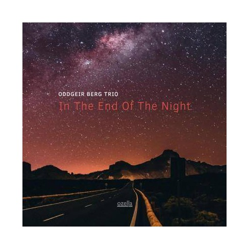 Oddgeir Berg Trio - In The End Of The Night (CD) - image 1 of 1