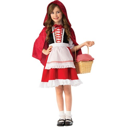 Girl/'s Red Riding Hood Costume