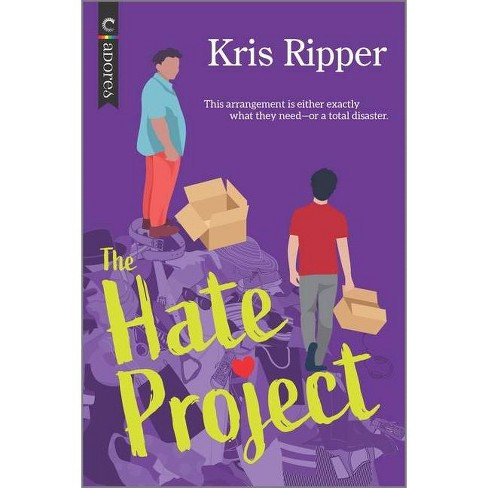 The Hate Project - (Love Study) by  Kris Ripper (Paperback) - image 1 of 1