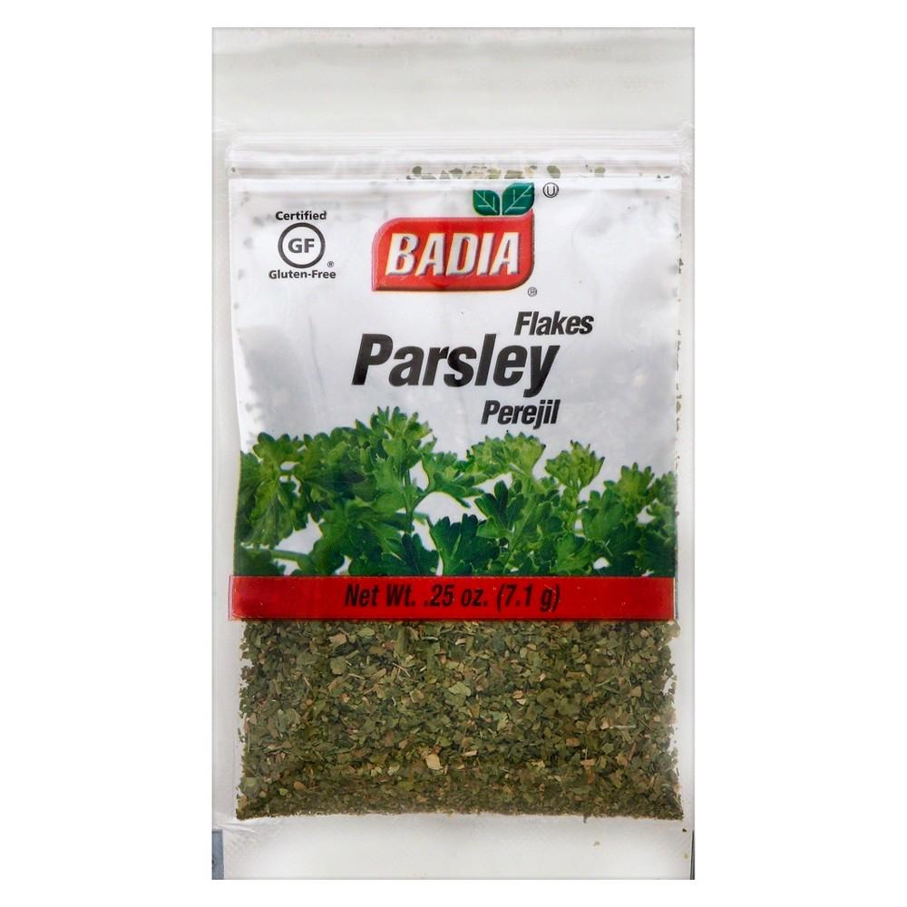 Badia Parsley Flakes - 0.25oz