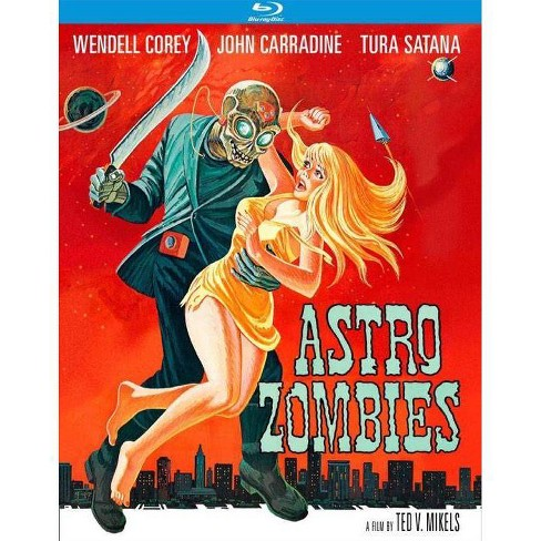 The Astro-Zombies (Blu-ray) - image 1 of 1