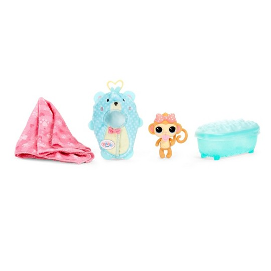 BABY Born Surprise Color Changing Pets with 8+ Surprises and Bathtub image number null