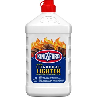 Odorless Charcoal Lighter Fluid - 32oz - Kingsford