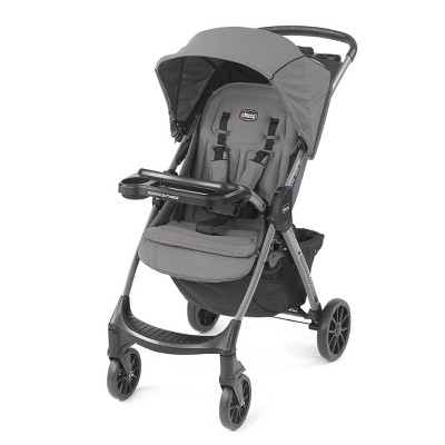 Chicco Mini Bravo Plus Stroller - Graphite