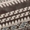Wallace Plaid Throw Pillow Gray - Eddie Bauer - image 3 of 3