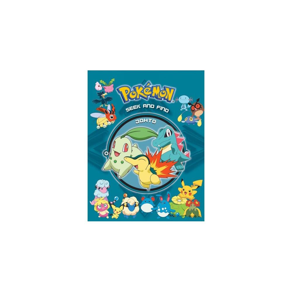 Pokemon Seek and Find : Joht - (Pokemon Seek and Find) (Hardcover) Pokemon Seek and Find : Joht - (Pokemon Seek and Find) (Hardcover)