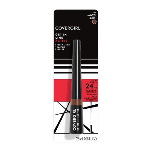 COVERGIRL Get in Line Active Eyeliner - 0.36 fl oz - image 1 of 4