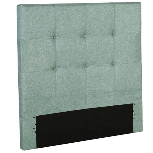 Henley Upholstered Kids Headboard Panel - Pale Green - Twin - Fashion Bed Group - image 1 of 2