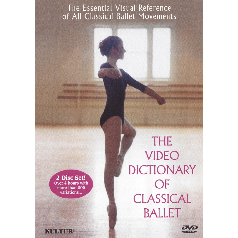 Video Dictionary Of Classical Ballet (Dvd)