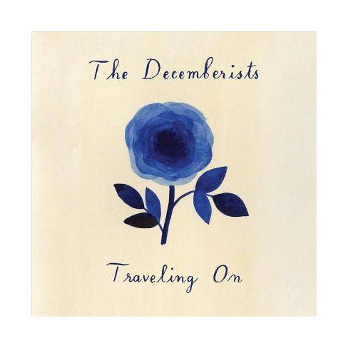The Decemberists - Traveling On (CD) - image 1 of 1