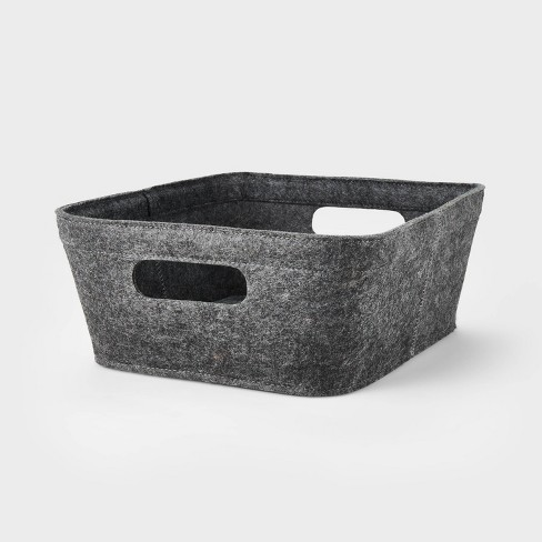 Felt Basket with Stitching - Project 62™ - image 1 of 4