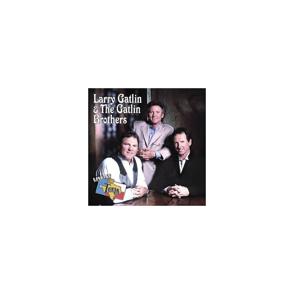 Larry Gatlin - Live At Billy Bob's Texas Le (CD)