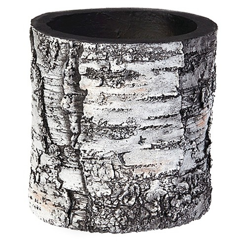 "Surreal Birch Planter Vertical 8"" - image 1 of 3"