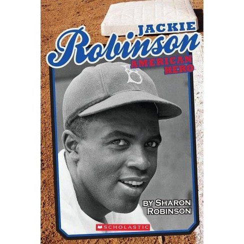 Jackie Robinson - by  Sharon Robinson (Paperback) - image 1 of 1