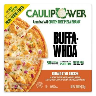 CAULIPOWER Buffalo-Style Chicken Frozen Pizza - 10.9oz