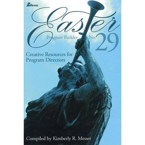 Easter Program Builder - (Paperback) - image 1 of 1