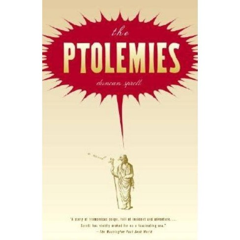 The Ptolemies - by  Duncan Sprott (Paperback) - image 1 of 1